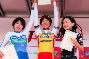 Utsunomiya CR podium